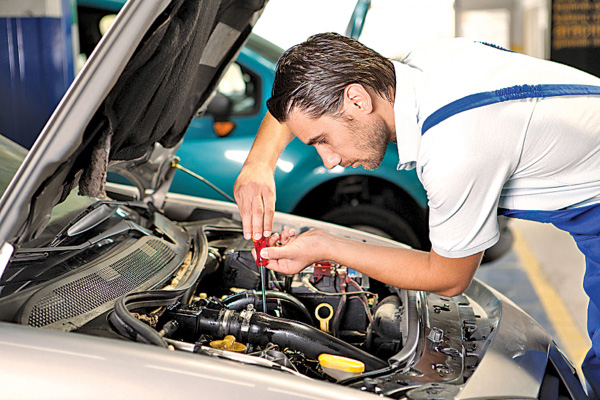 Vehicle Repair Professional Tips
