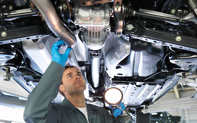 Vehicle Repair Needs Don't Begin Like a Serious Problem