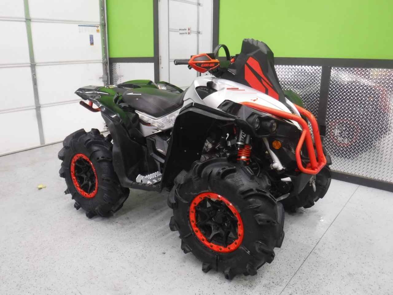 How Are Can-Am ATVs Able to Handle All Kinds of Terrain?