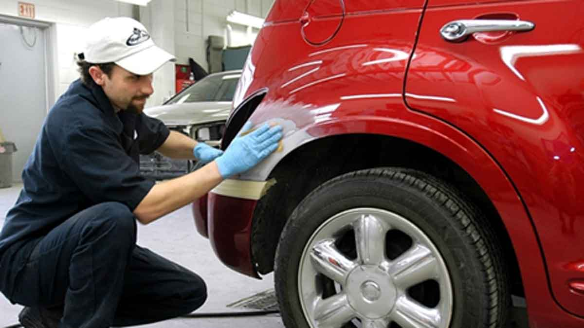 Collision Repair: Importance of Prompt Action